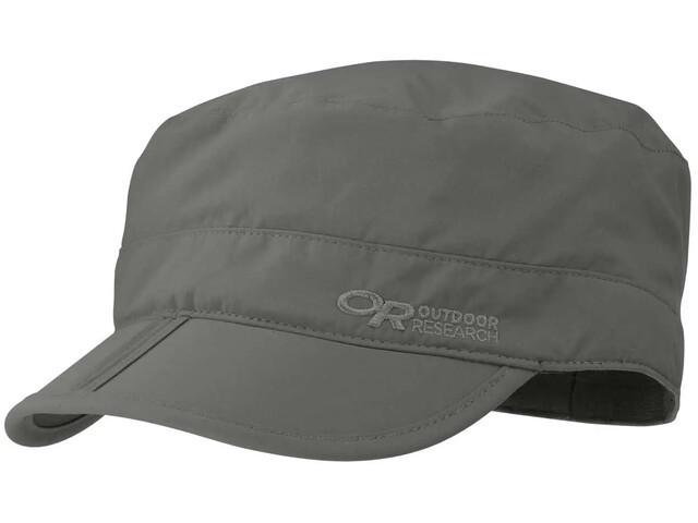 Outdoor Research Radar Pocket Cap, pewter